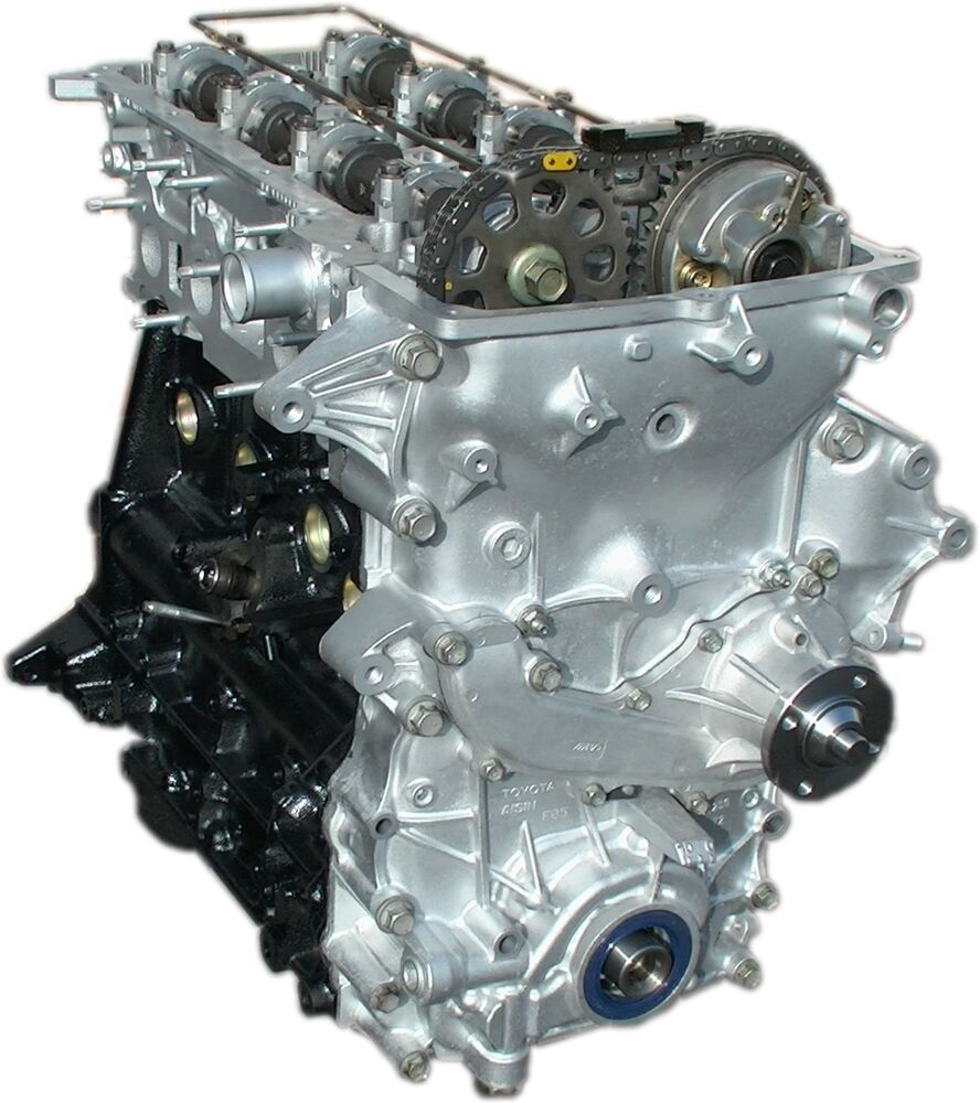Turbo Kit Tacoma 4 0: Rebuilt 05-11 Toyota Tacoma 4cyl 2.7L 2TRFE Engine