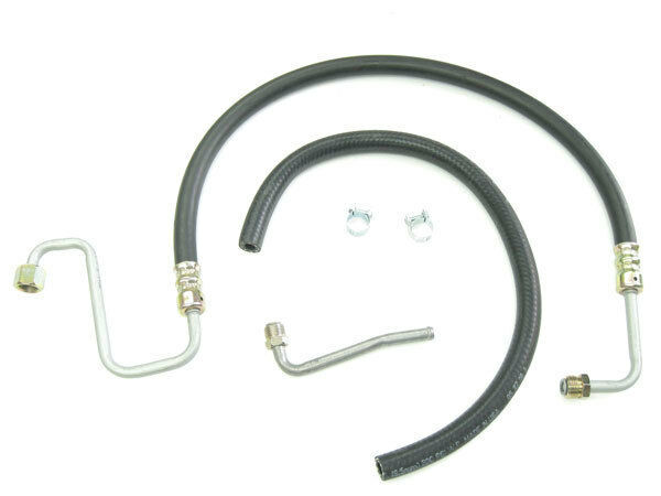 1969 Chevrolet Camaro Power Steering Hose Kit Chevy Power