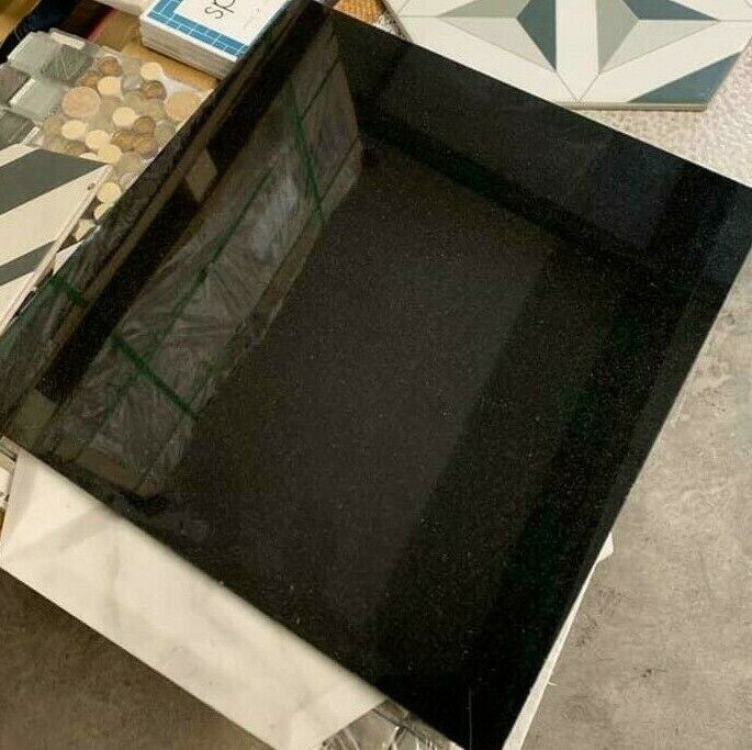 Absolute Black Granite Tile : Absolute black granite natural stone tiles polished