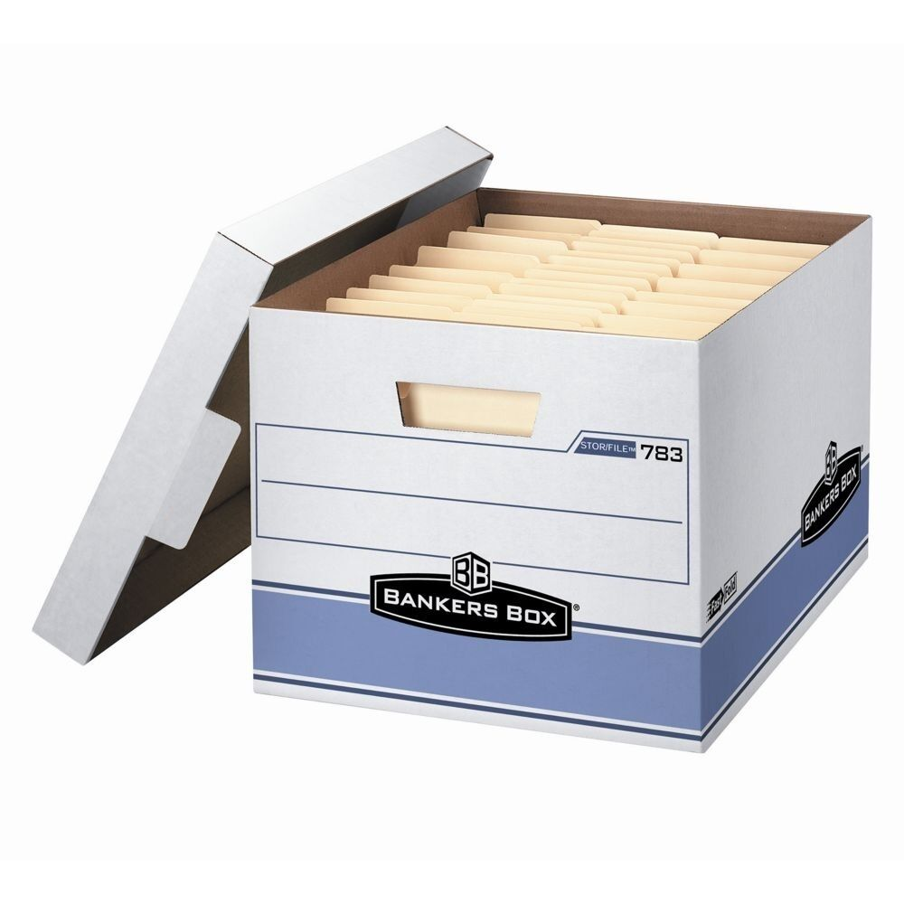 New bankers heavy duty office file document invoice for Box documents