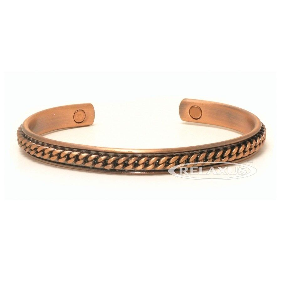 copper magnetic bracelet magnetic therapy promotes