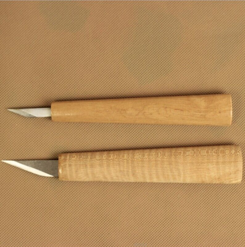 Making A Carving Knife: 2 Pcs New Violin Making Tool Knives Luthier Tool Carving