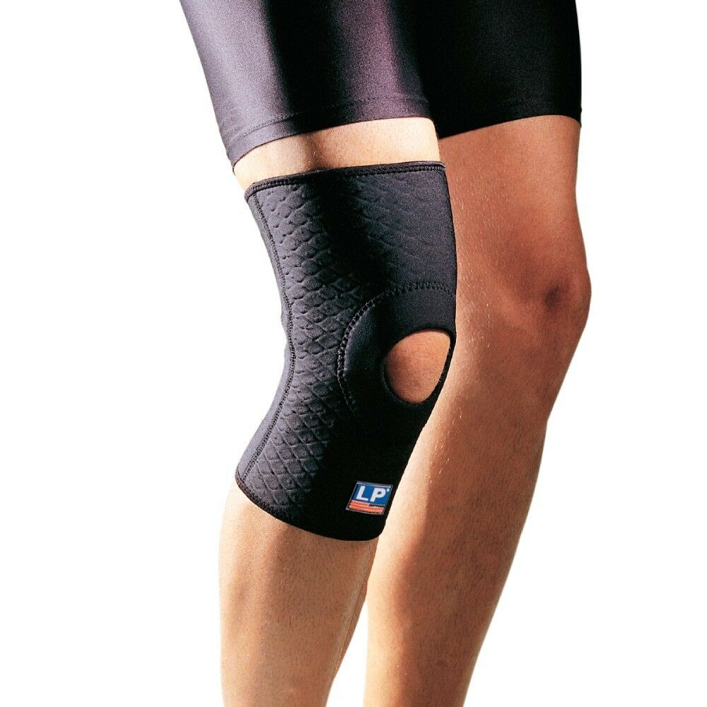 be333a59ea Details about LP 708CA Open Knee Strap Patella Stabilise Support Brace  Running Arthritis Pain