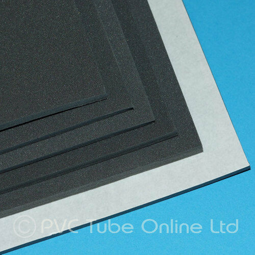 6mm Foam Sheet Sponge Rubber Adhesive Backed Closed Cell