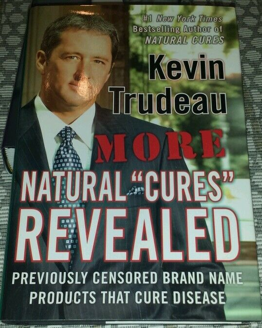 Kevin Trudeau Natural Cures Revealed