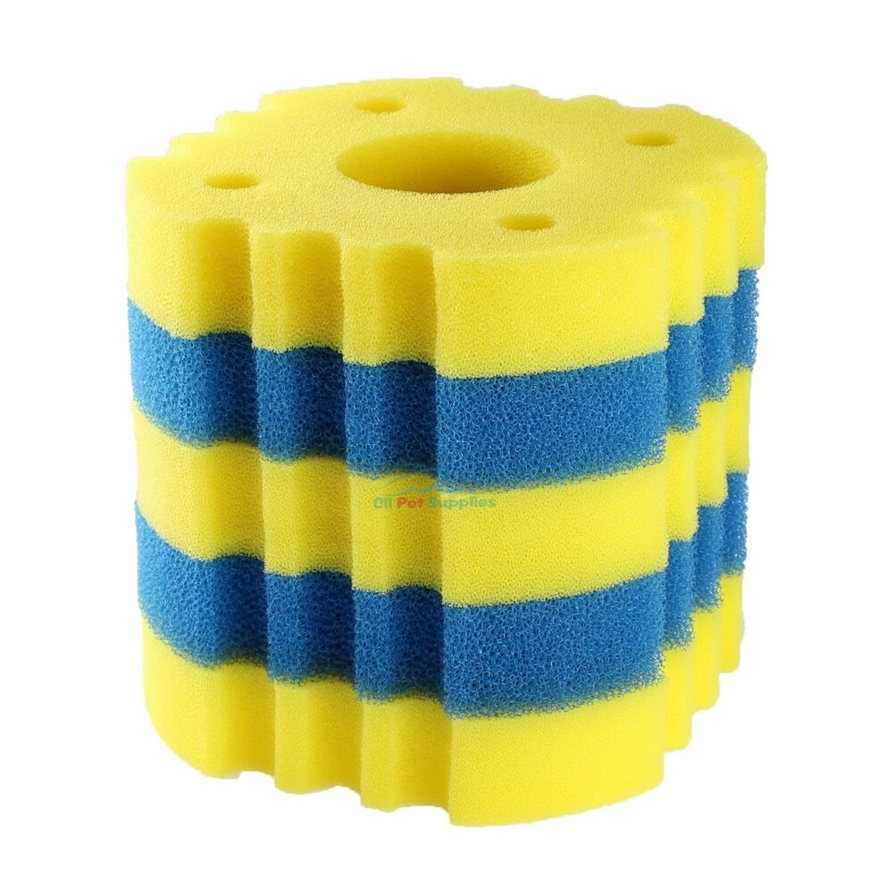 Replacement sponge filter media pad for cpf 280 pressure for Pond filter sponges