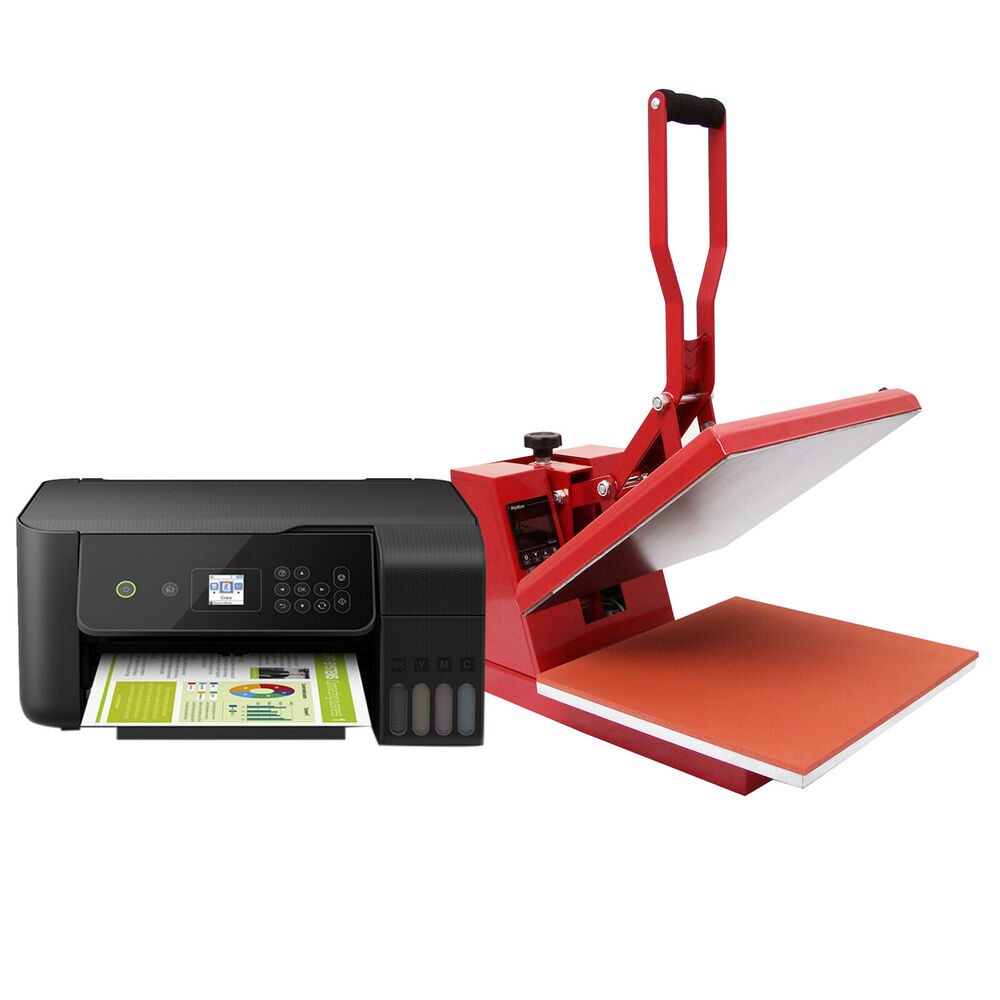 Heat Press Machine T Shirt Printing Sublimation Vinyl