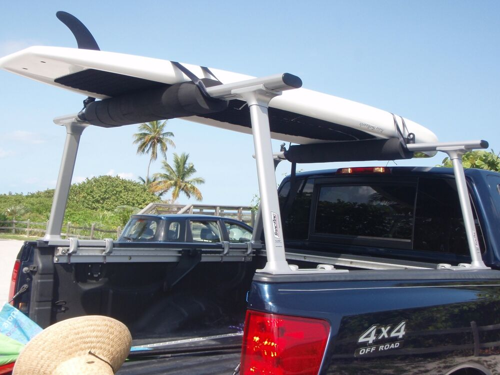 Custom Foam Pads For The Tracrac System Sup Paddleboard