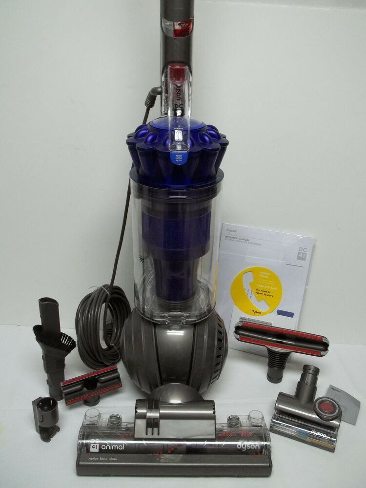 NEW Dyson DC41 Animal Complete Upright Vacuum Cleaner Light and ...