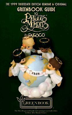 Greenbook guide to the precious moments collection by enesco ebay