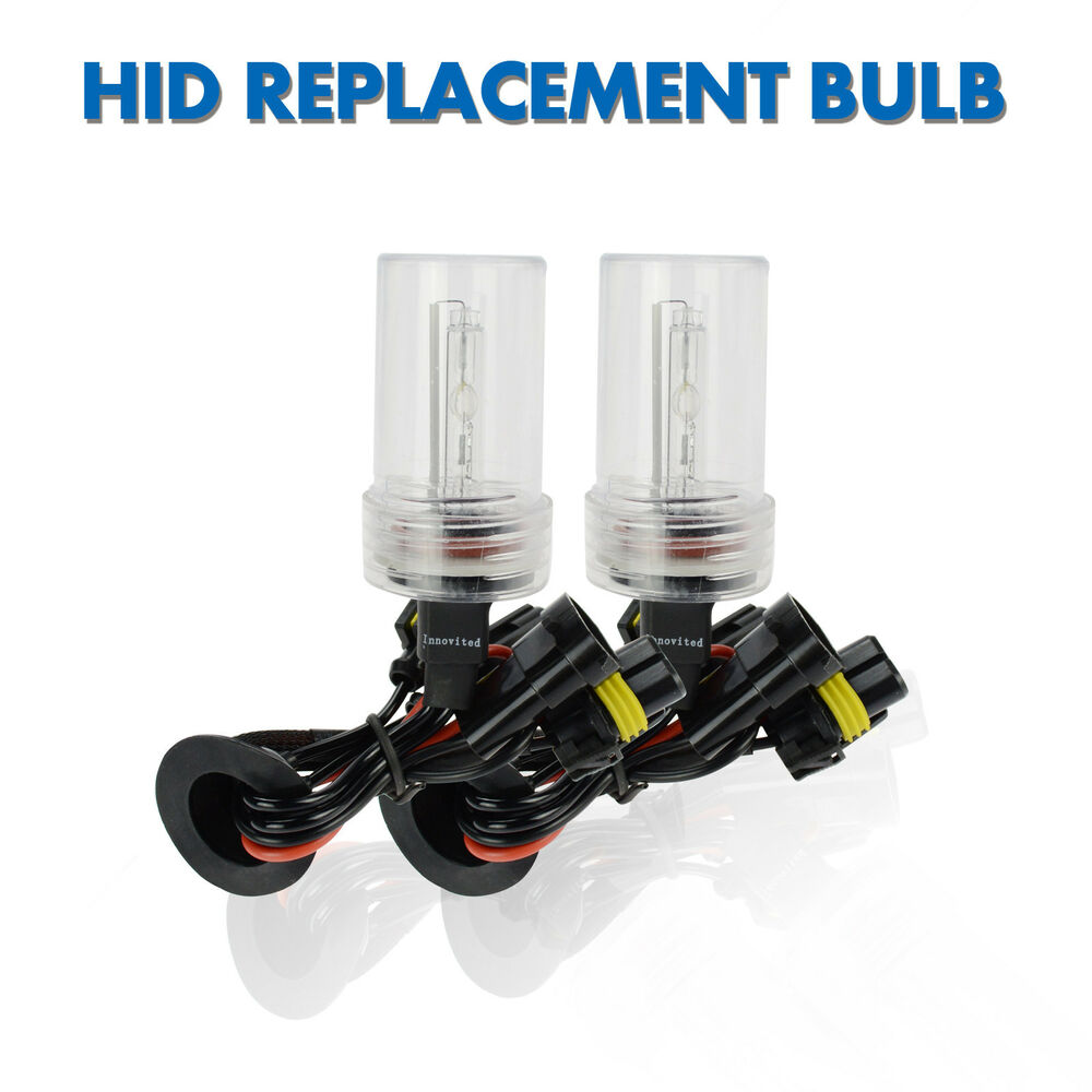Innovited Hid Replacement Bulbs H1 H3 H4 H7 H11 880 9005 9006 9004 9007 D1s D2s Ebay