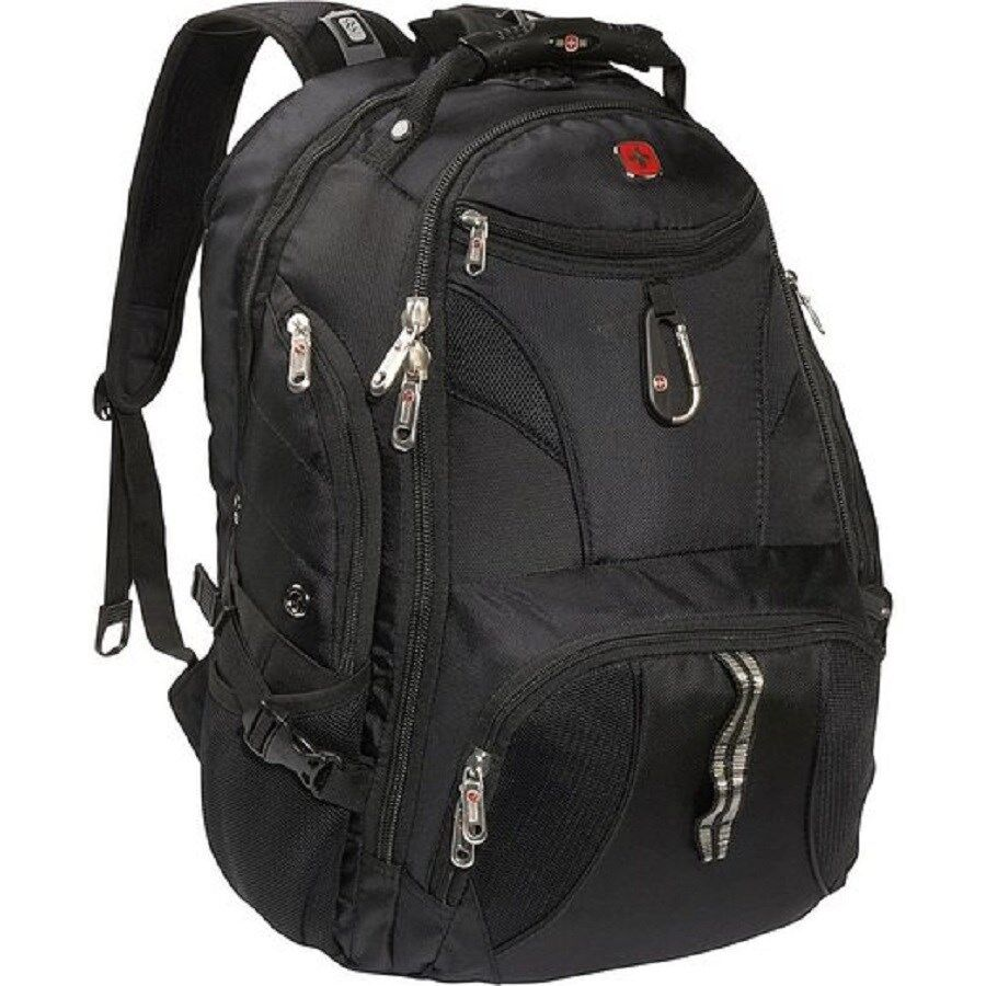 swissgear travel gear scansmart backpack 1900 ebay