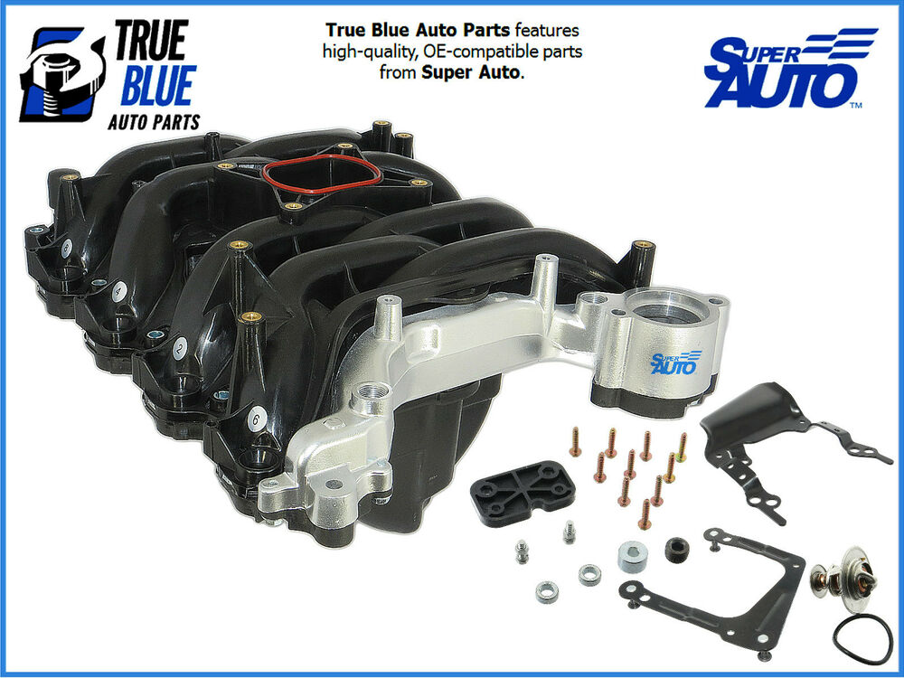 New Intake Manifold Ford Mustang Lincoln Town Car Explorer Mountaineer Atp106007 Ebay