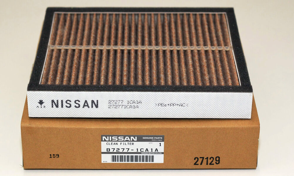 New Oem Infiniti Grapeseed Polyphenol Cabin Air Filter G37