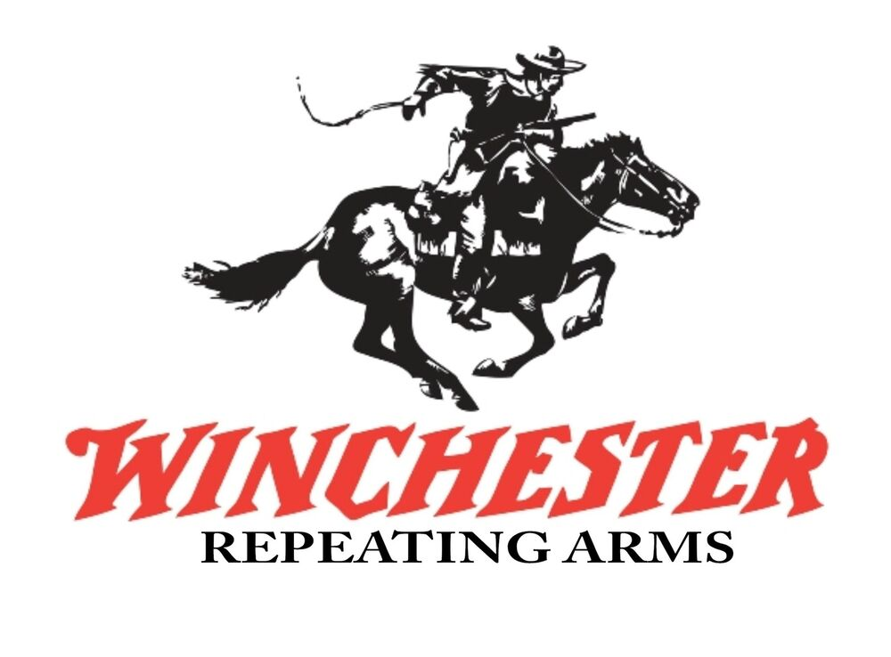 Winchester Repeating Arms Vinyl Cut Decal Sticker Ebay