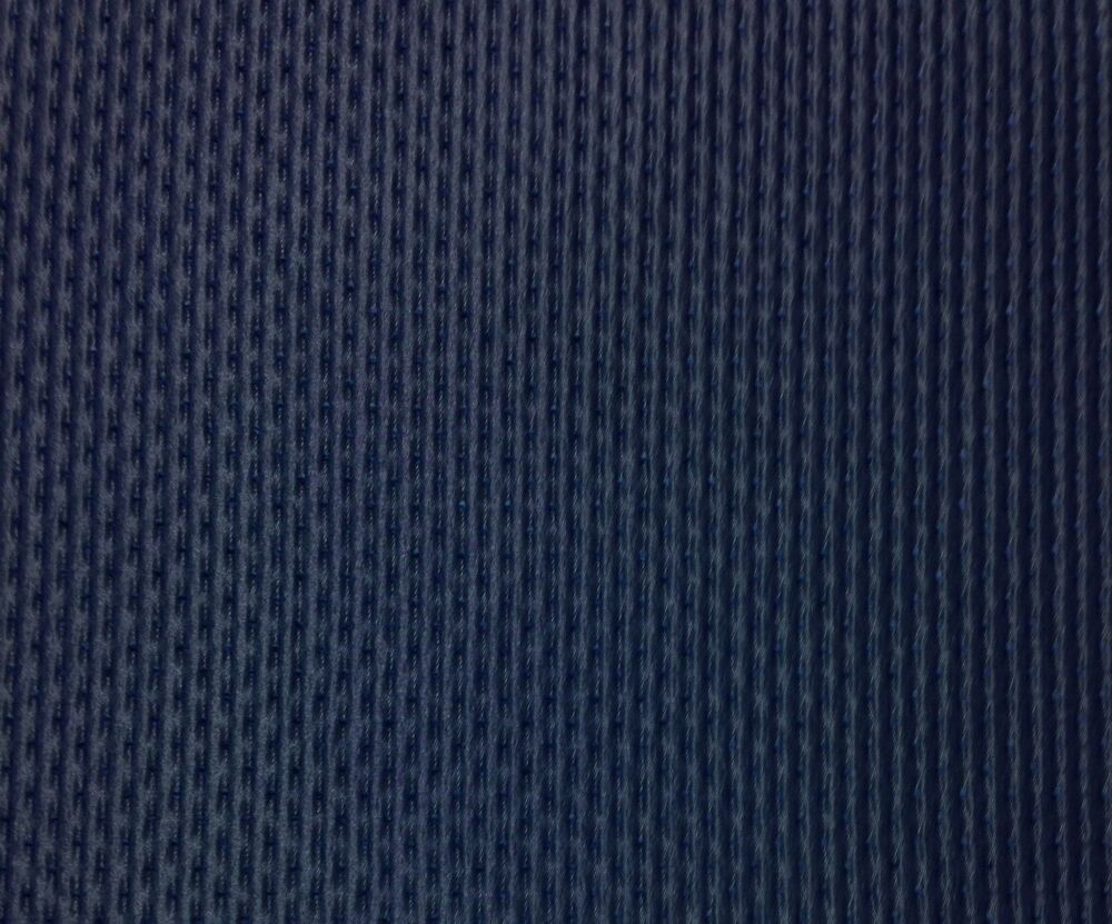 Fabricut apropos bluejay blue dots chenille italian for Designer fabric by the yard