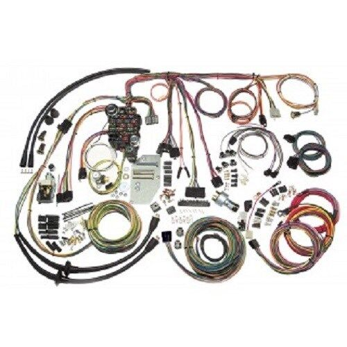 55 chevy wiring harness 55 56 chevy wiring kit classic update wiring harness ...