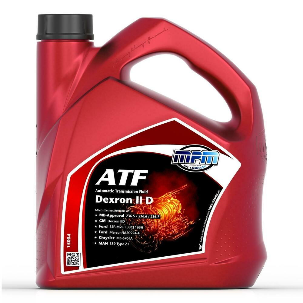 mpm atf automatic transmission fluid dexron ii d 4l. Black Bedroom Furniture Sets. Home Design Ideas