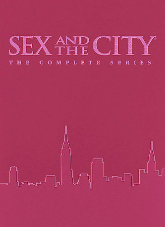 Sex and the City - The Complete Series (DVD, 2007, 21-Disc Set, Box ...: http://www.ebay.com/itm/sex-and-the-city-the-complete-series-dvd-2007-21-disc-set-box-set-/251616589983