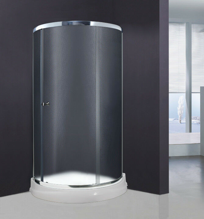 Art Of Bath 36 Quot X 36 Quot X 70 Quot Semi Frameless Sliding Shower