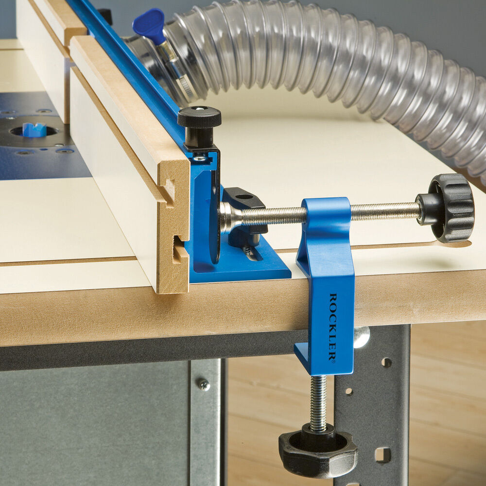 Micro adjuster for router table fence ebay for Diy dremel router table