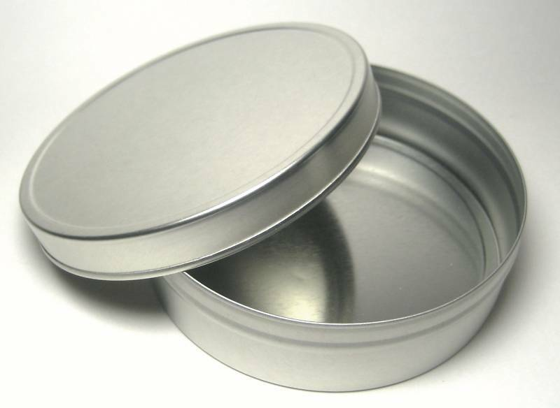 Tin Can Lid Crafts