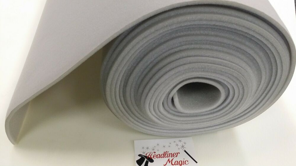 Headliner replacement deals on 1001 blocks Car interior ceiling fabric repair