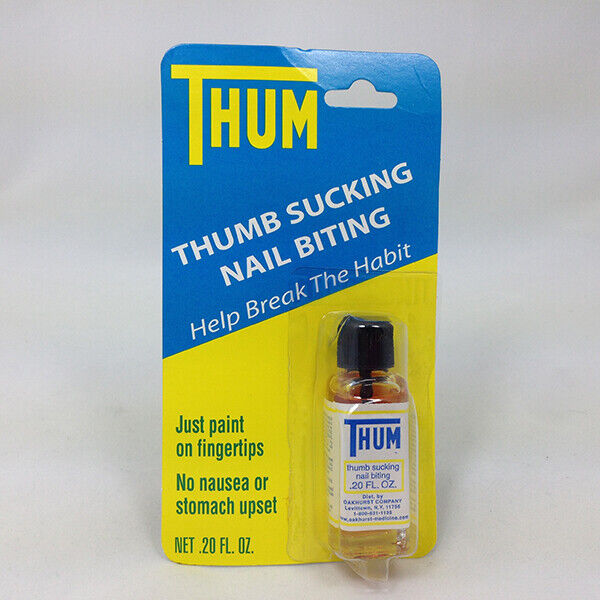 Nail Biting Artinya: Thum Thumb Sucking Nail Biting Treatment, 0.2oz