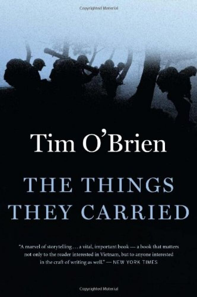 Tim obriens mixed messages