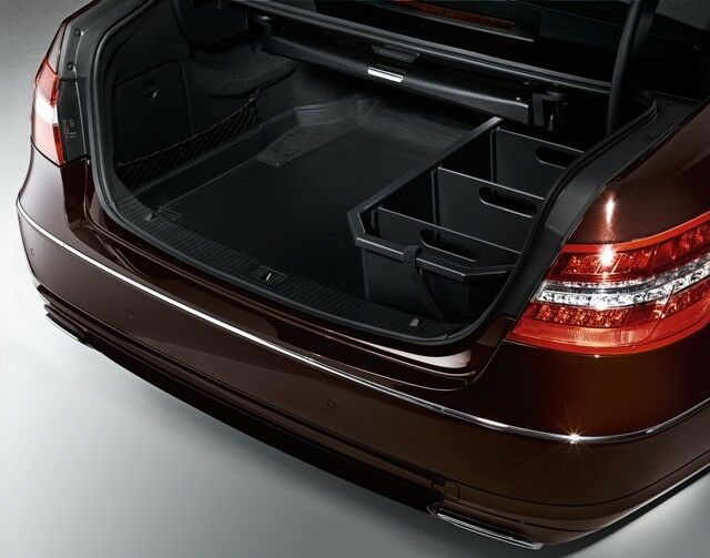 oem genuine mercedes benz cargo box in black ebay