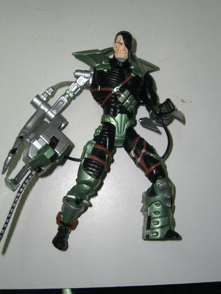 MCFARLANE SPAWN THE CURSE ACTION FIGURE WITH CHAINSAW | eBay