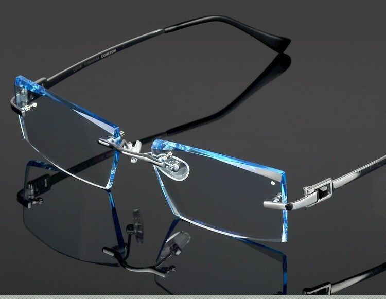 custom made titanium eyeglasses eyewear frames