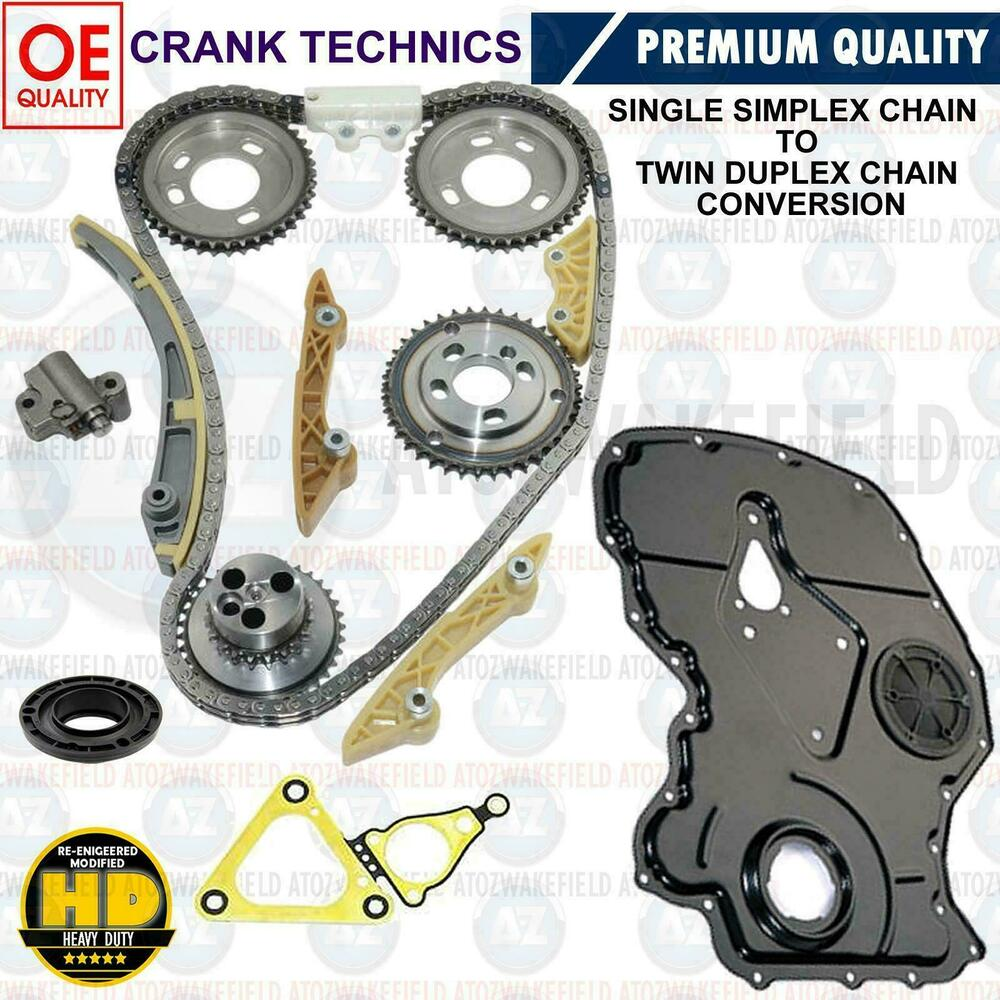 For Ford Transit 2.4 DI TDI TDCI TDE Diesel Timing Chain