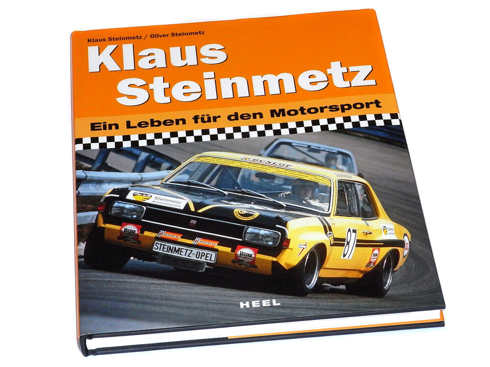 klaus steinmetz ein leben f r den motorsport opel ascona. Black Bedroom Furniture Sets. Home Design Ideas