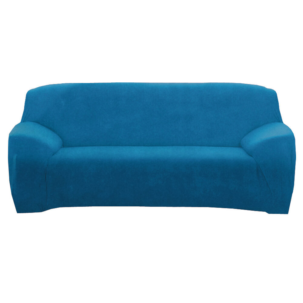 4 Way Stretch Sofa Chair Couch Cover Slipcover Protector