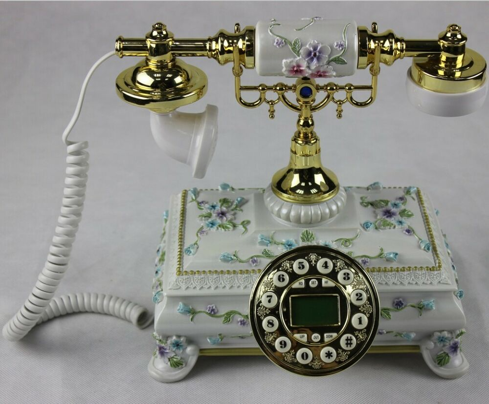 vintage home phone european style antique corded telephone retro vintage home 3207