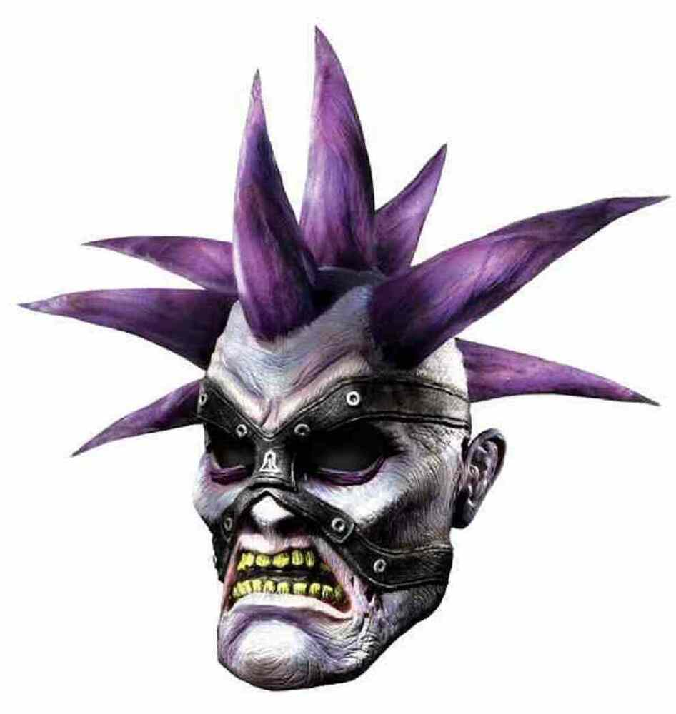 Forsaken Mask World of Warcraft WOW Undead Halloween Adult Costume ...