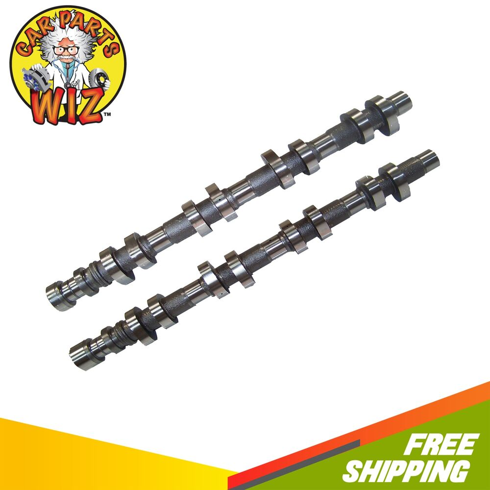 Right And Left Camshafts Fits 99-09 Dodge Chrysler Jeep 4