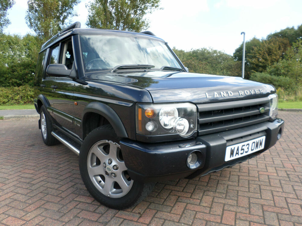 2004 land rover discovery 4 0 v8 es premium automatic 7 seater ebay. Black Bedroom Furniture Sets. Home Design Ideas
