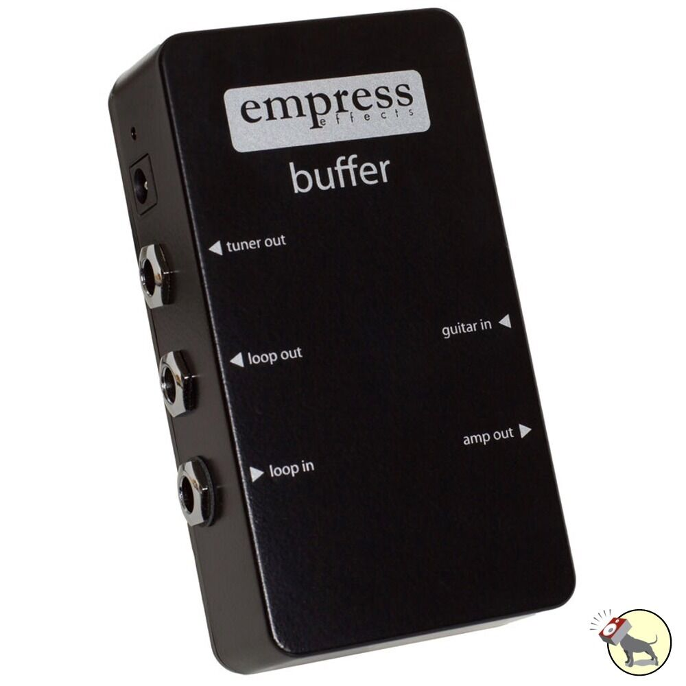 empress buffer guitar effects pedal ebay. Black Bedroom Furniture Sets. Home Design Ideas