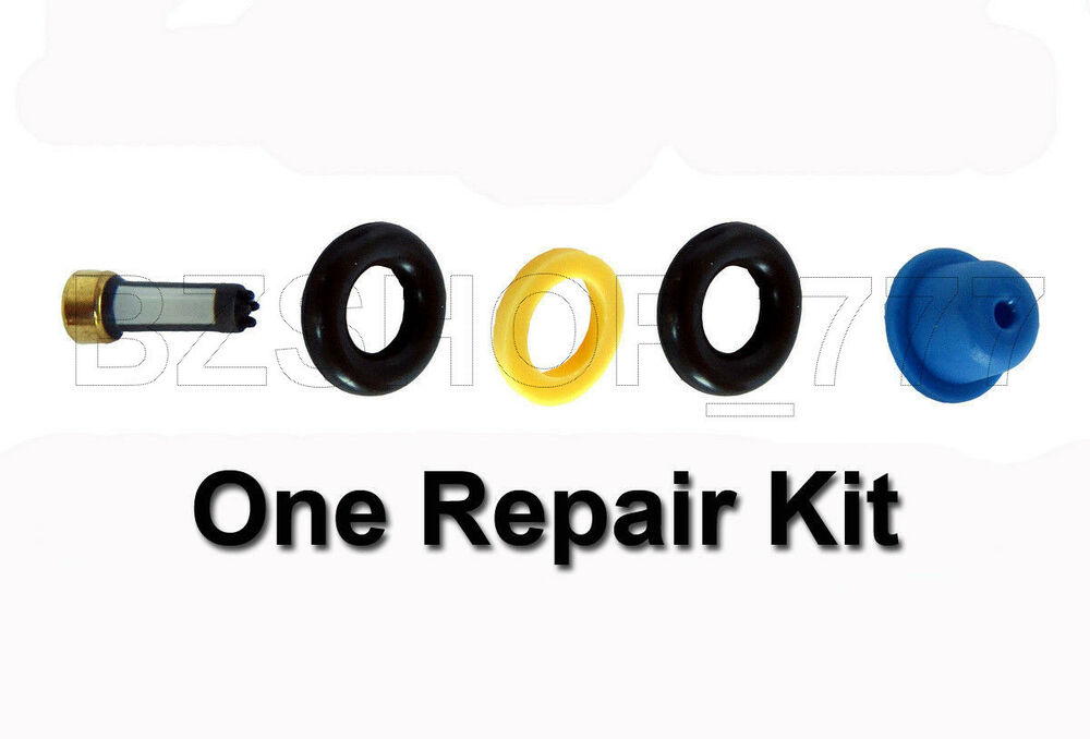 fuel injector repair kit fits ford mercury ebay. Black Bedroom Furniture Sets. Home Design Ideas