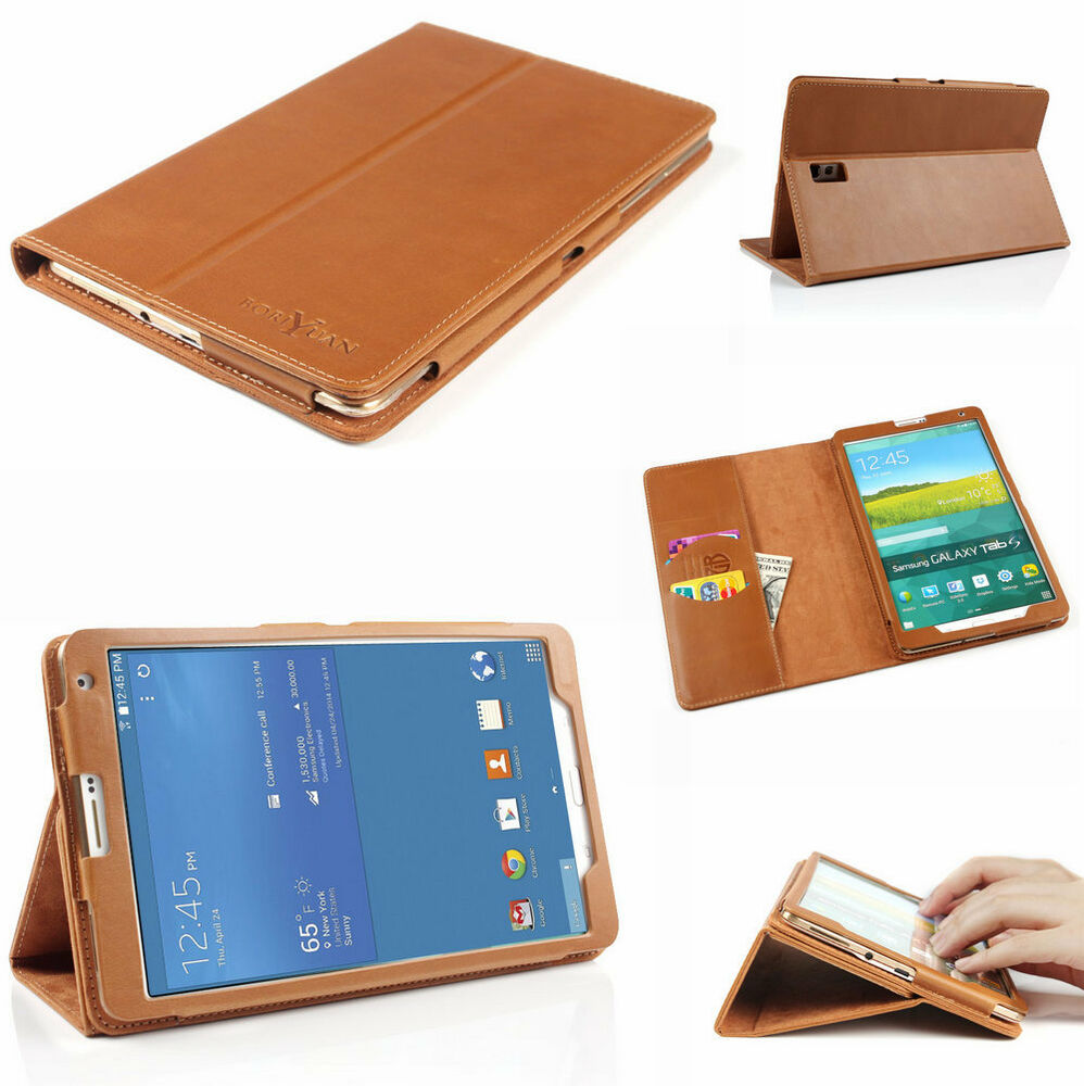 real genuine leather case smart cover for samsung galaxy. Black Bedroom Furniture Sets. Home Design Ideas