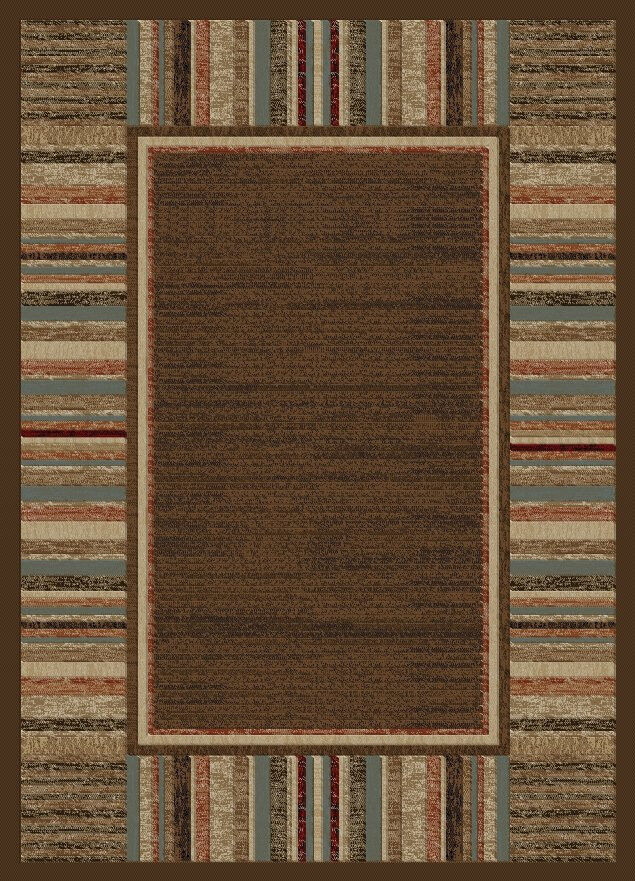 8x11 7 39 10 x 10 39 10 lodge cabin rustic bordered brown for 10x10 area rug