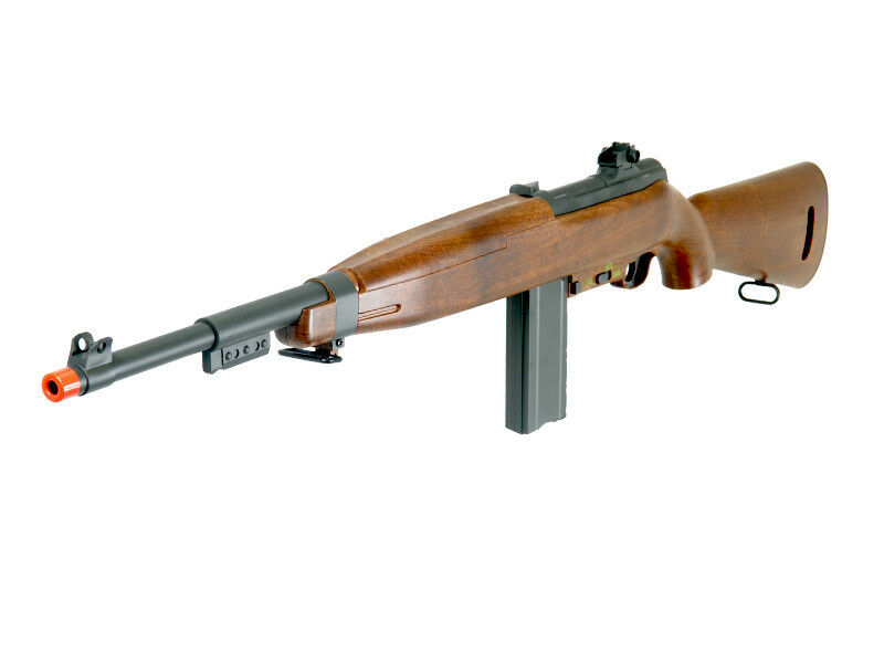 Well Airsoft Electric Rifle D69 WWII M1 Carbine 36    eBay