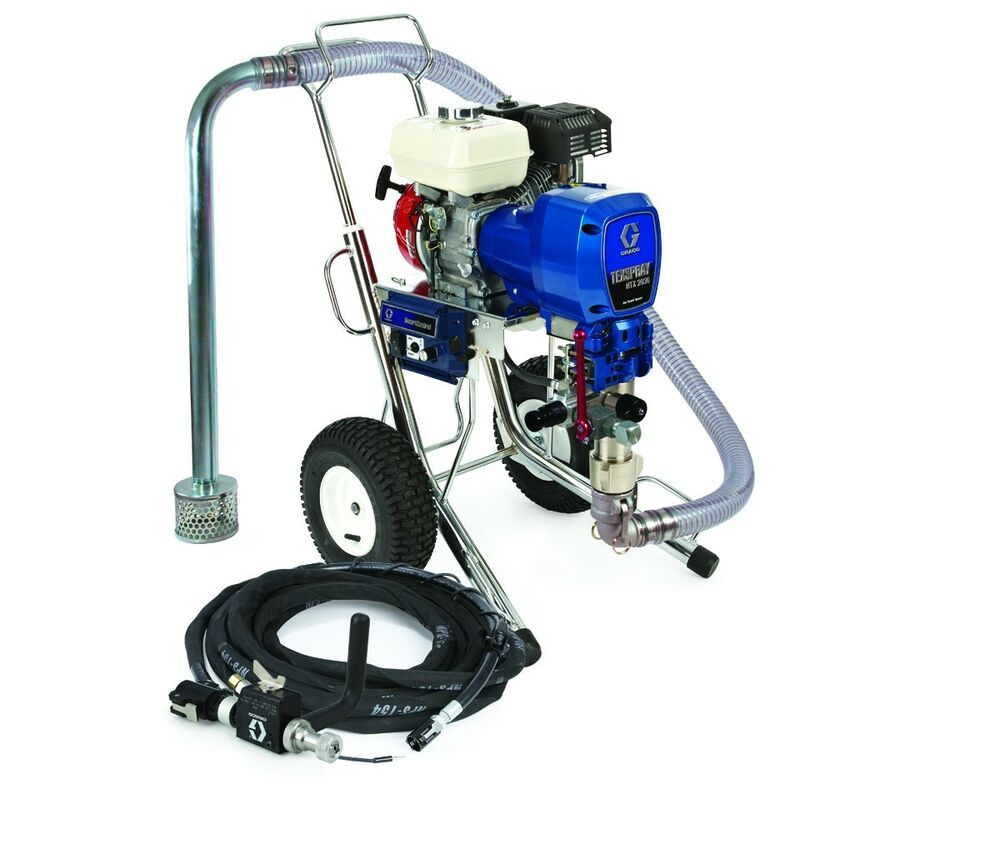 Graco Gas Powered Airless Texture Sprayer Htx2030 Complete