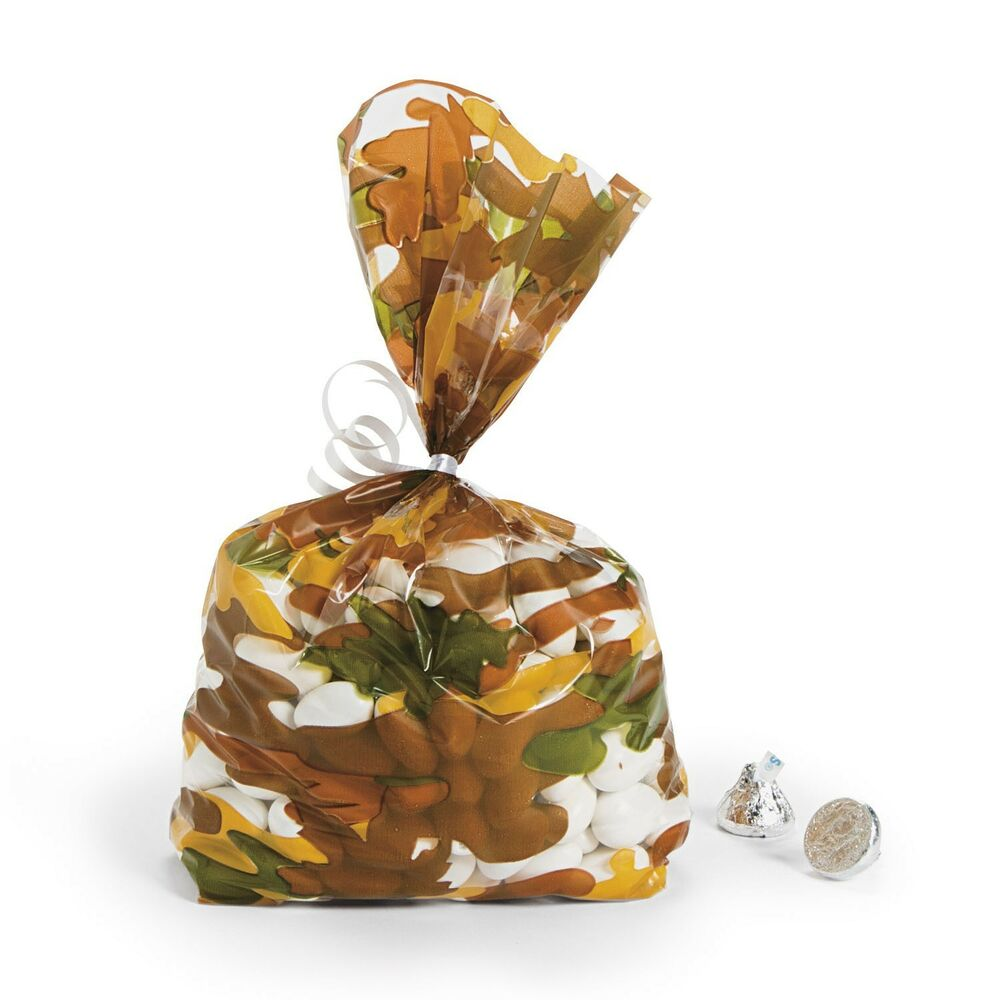 ... Camo Candy Bag Hunting Wedding Decoration Party Favor | eBay