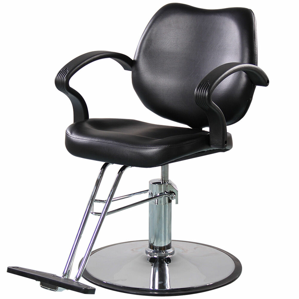 hydraulic hair styling chairs professional black hydraulic styling barber chair hair 7463