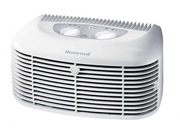 honeywell compact air purifier with permanent hepa filter. Black Bedroom Furniture Sets. Home Design Ideas
