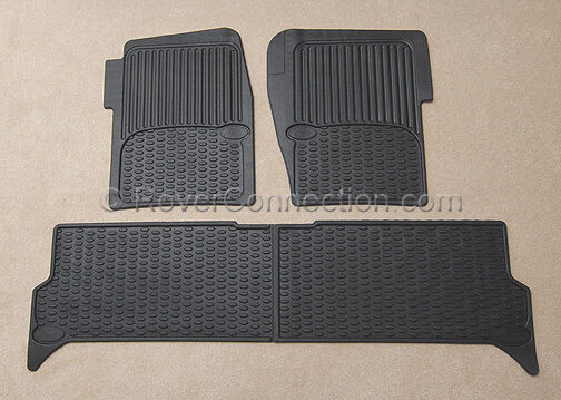 Genuine Factory Land Rover 99 04 Discovery Rubber Floor