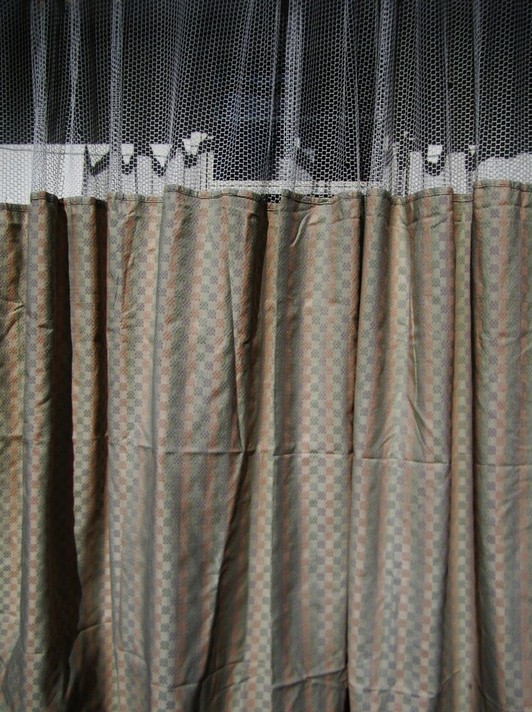 ... Pattern D Hospital Privacy Cubicle Curtains Flame Retardant | eBay